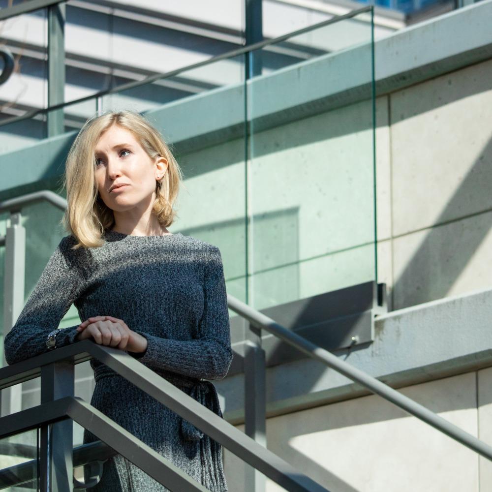 Photo portrait of a business woman