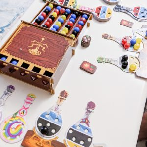 Pastime board games